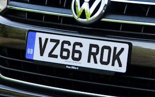 Rude '66' registration plates banned by DVLA