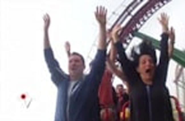 Roller Coasters Could Help People Pass Kidney Stones