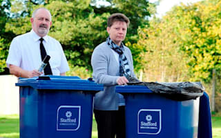Council refuses to empty bin for bizarre reason