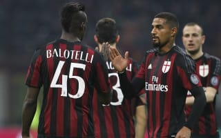 AC Milan v Lazio: Antonelli insists squad still behind Mihajlovic