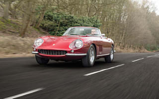 Classic Ferrari set to make millions at auction in Monaco