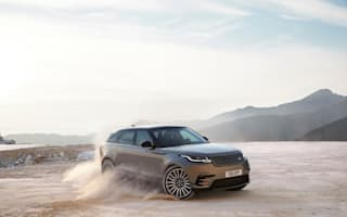 Land Rover reveals new mid-sized Range Rover Velar