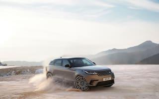 Land Rover reveals new mid-sized Range Rover Velar
