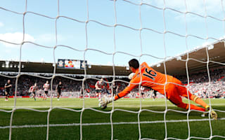 Southampton 0 Hull City 0: Jakupovic's last-gasp penalty save preserves vital point