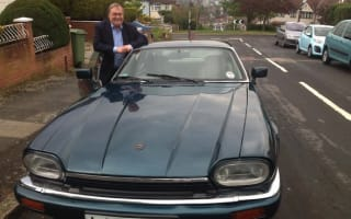John Prescott flogs a Jag to do his 'bit for the environment'