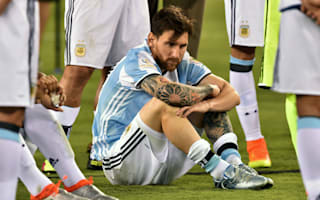 I think Messi is just upset, Romero says after captain announces retirement