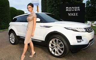 Range Rover to come with Victoria Beckham edition