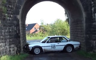 Video: Proof that rallying may not be as easy as it looks