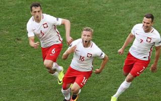 Ukraine 0 Poland 1: Blaszczykowski stunner seals victory