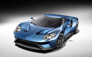 New Ford GT supercar production run doubled