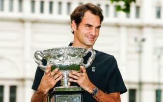 Federer has no intention of retiring