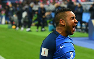 France 2 Sweden 1: Payet to the rescue for Les Bleus