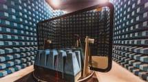 Hochfrequenzscheiben für besseren Mobilfunk-Empfang im Zug