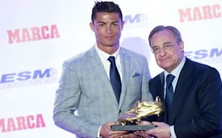Ronaldo's impact on football is myth-like - Perez