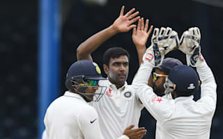 Ashwin happy to have Test record out of the way
