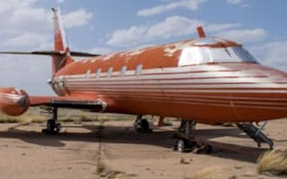 Elvis Presley's plane to be auctioned