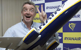 V signs all round: O'Leary mocks sacked airport workers in Spain
