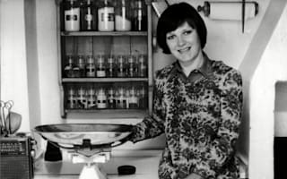 Delia will never make another cookery show