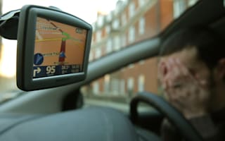 Using satellite navigation may be bad for your health, research shows