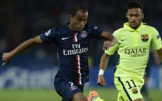 Lucas: I'd prefer Neymar over Messi at PSG