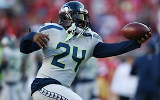 Lynch is 'second-best back in the league' - Peterson