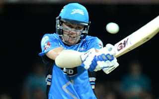 Head hits heights again to put Strikers back on top