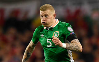 McClean received death threats over Republic of Ireland decision
