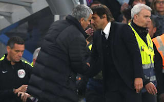 Conte defends Mourinho's sales of De Bruyne and Lukaku
