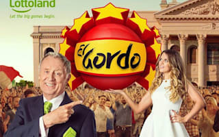 Brits can win a share of 'El Gordo' £2.1billion jackpot