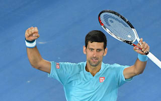 Djokovic recharged and ready to shake off 2016 slump