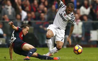 Dani Alves: Injury not so serious