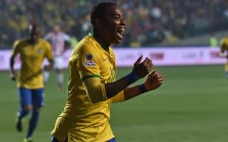Robinho sets sights on Brazil comeback