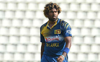 Malinga ordered to rest knee for 'a number of months'