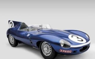 Jaguar launches heritage fashion collection
