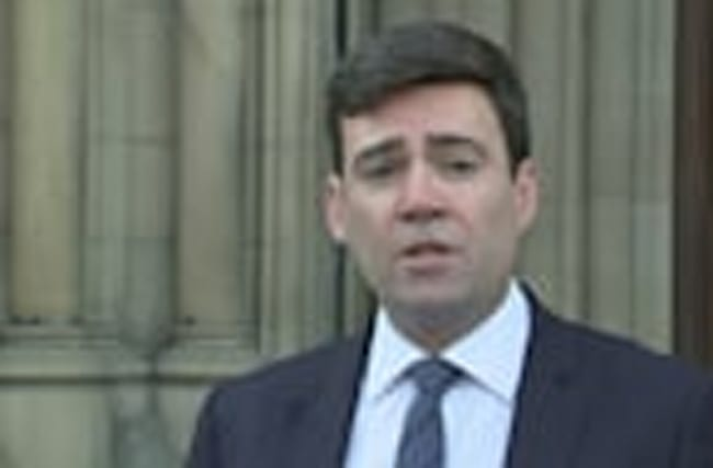 Andy Burnham: The spirit of Manchester will prevail