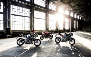 Triumph unveils all-new Street Triple