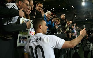 It was like a great movie! - Podolski proud of fantastic Germany farewell