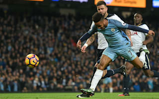 Walker admits to Sterling push in contentious City-Spurs draw