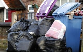 Are we set for monthly bin collections?