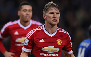 Schweinsteiger left out of Manchester United's Europa League squad