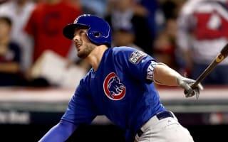 Cubs' Bryant wins first NL MVP in a landslide
