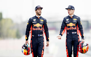 Verstappen and Ricciardo let down by Red Bull in 2017