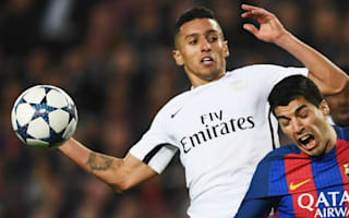 Marquinhos confides in Neymar after 'very difficult' Barcelona comeback