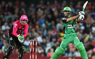 Maxwell and Handscomb see Stars claim maiden win