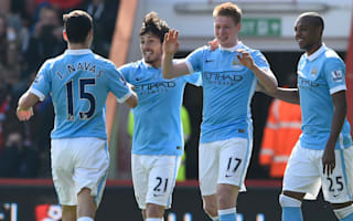 AFC Bournemouth 0 Manchester City 4: Brilliant De Bruyne inspires City on return