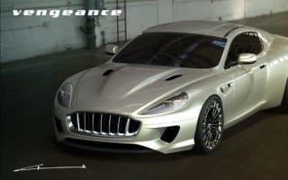 Kahn turns Aston Martin into '80s and '90s-inspired Vengeance