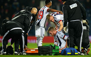 Olsson fears Brunt could miss Euro 2016