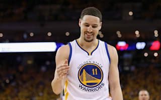 Thompson tells LeBron the NBA is a 'man's league'