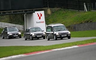 Chequered flag: The last lap at Brands Hatch