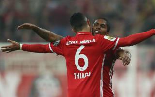 Bayern Munich 1 Wolfsburg 0: Costa fires holders into DFB-Pokal quarter-finals